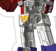 Optimus Prime - Écorché Sticker