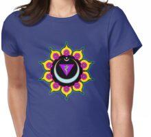 Manipura Chakra Womens Fitted T-Shirt