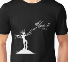 Nature Love (White) Unisex T-Shirt