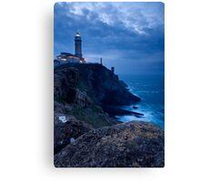 Mayor of Cape Lighthouse Canvas Print