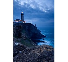 Mayor of Cape Lighthouse Photographic Print