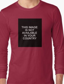This image is not available in your country Long Sleeve T-Shirt