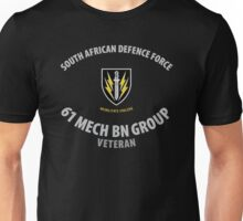 SADF 61 Mech Battalion Group Veteran Unisex T-Shirt