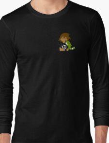 Ashbel and Oxcychu Long Sleeve T-Shirt