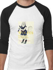 Thrown To The Wolves Emma Vardaman Tops and More Men's Baseball ¾ T-Shirt