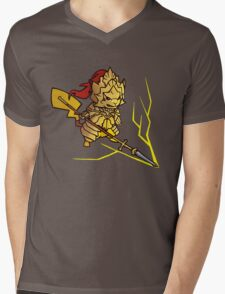 Ornsteinchu Mens V-Neck T-Shirt