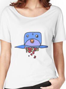 Zef - Zombird Women's Relaxed Fit T-Shirt