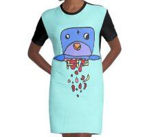 Zef - Zombird Graphic T-Shirt Dress