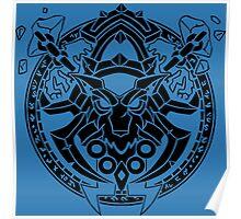 Shaman Crest Poster