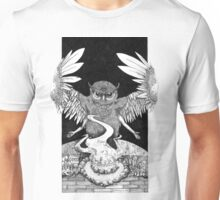 Calling of the owl Unisex T-Shirt