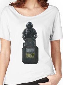 Blitz Rainbow 6 Siege - full Women's Relaxed Fit T-Shirt