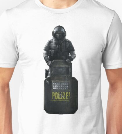 Blitz Rainbow 6 Siege - full Unisex T-Shirt