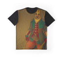 Rogue (Close-up and Print) Graphic T-Shirt
