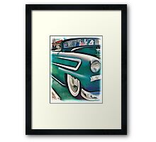 Crazy About A Mercury Framed Print
