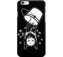 ICE BUCKET GIRL (IB-000002) iPhone Case/Skin