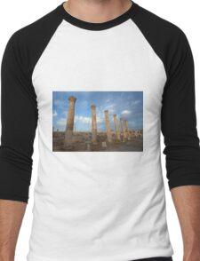 City greco-roman of Jerash Men's Baseball ¾ T-Shirt