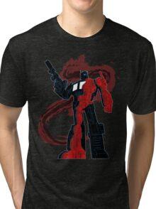 Optimus Prime - Écorché (dark) Tri-blend T-Shirt