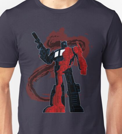 Optimus Prime - Écorché (dark) Unisex T-Shirt