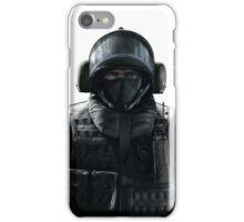 Blitz Rainbow 6 Siege - portrait iPhone Case/Skin