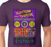 SUPER ELECTION FIGHTER TURBO PRIMARY EDITION Unisex T-Shirt