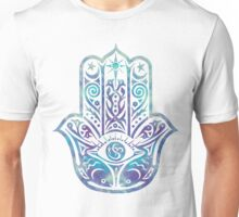 Colorful Hamsa Hand Unisex T-Shirt