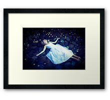 Burial of Sorrow Framed Print