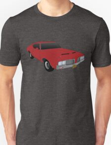 1970 w30 Oldsmobile Cutlass Unisex T-Shirt