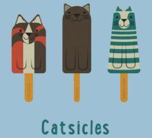 Catsicles Kids Tee