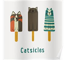 Catsicles Poster