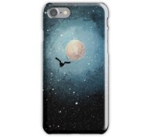 """Insignificant in the vast, starry sky..."" iPhone Case/Skin"