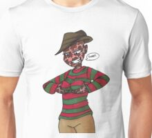 April Fool's: Freddy Unisex T-Shirt