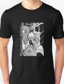 Alien experiment Unisex T-Shirt