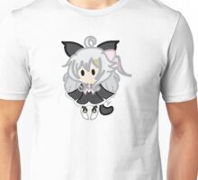 Mini Chibi Neko Unisex T-Shirt