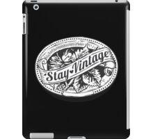 Stay Vintage iPad Case/Skin