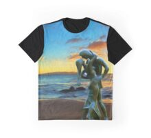 """Embrace"" by Lena Owens Graphic T-Shirt"