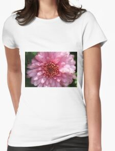Pink Mums Womens Fitted T-Shirt