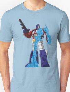 Optimus Prime - Écorché (blueprint v1) T-Shirt