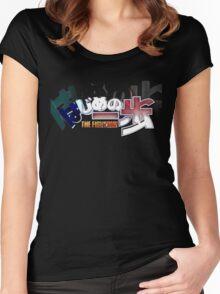 Hajime no Ippo [ver. 2] Women's Fitted Scoop T-Shirt