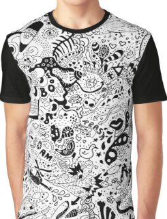 cute graphite  Graphic T-Shirt