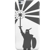 Praise The Sun! (Dark Gray) (Dark Souls) iPhone Case/Skin