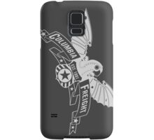 Bioshock Infinite - Columbia Freight (White) Samsung Galaxy Case/Skin
