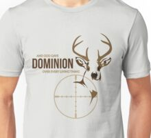 And God Gave Dominion Unisex T-Shirt