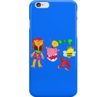When Lion Lady Meets Mythical Lion iPhone Case/Skin