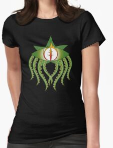 Cosmic Paranoia Womens Fitted T-Shirt