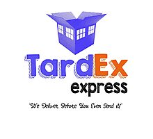 Tardex Express Photographic Print