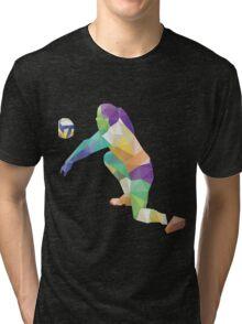 Volleyball Tri-blend T-Shirt