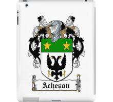 Acheson  iPad Case/Skin