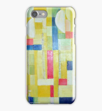 Pieces of Spring iPhone Case/Skin