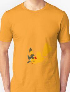 PIKACHU 20th ANNIVERSARY MINIMAL Unisex T-Shirt