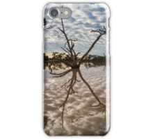 Cloud Reflections - Kilocowera Station iPhone Case/Skin